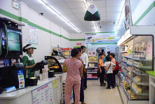 Cửa hàng 01 - siêu thị mini